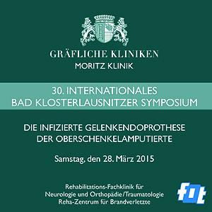 30. Internationales Symposium Bad Klosterlausnitz