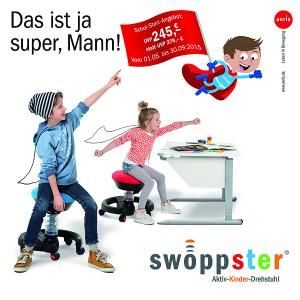 swoppster Schul-Start-Aktion 2015