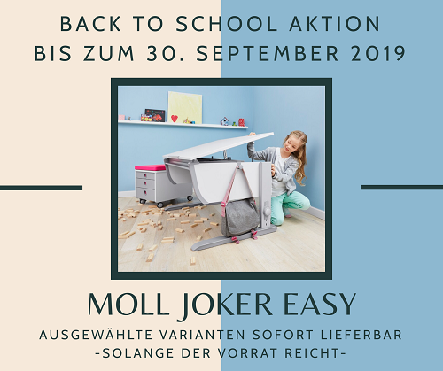 Back to School Aktion
